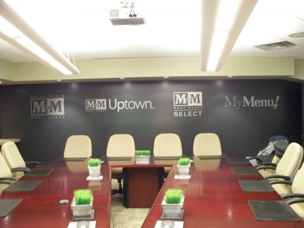 M&M meat shops offices