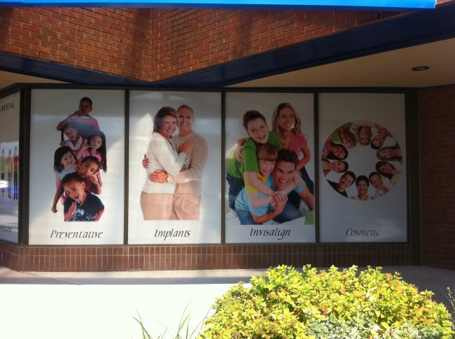 Printed graphics promark window film blinds inc for 12 500 commercial window coverings inc