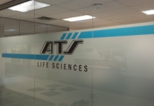 ATS printed graphic