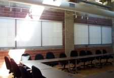 Commercail Application - Roller Shades