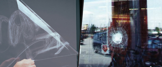 Security Film Waterloo Kitchener Safety Shield Window Film