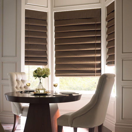 Waterloo Roman Shades Duo Roman Luxurious Sophisticated