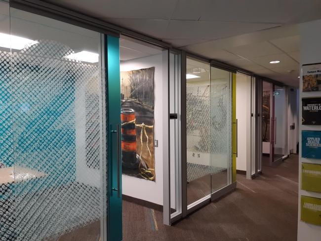 University of Waterloo -  meeting rooms